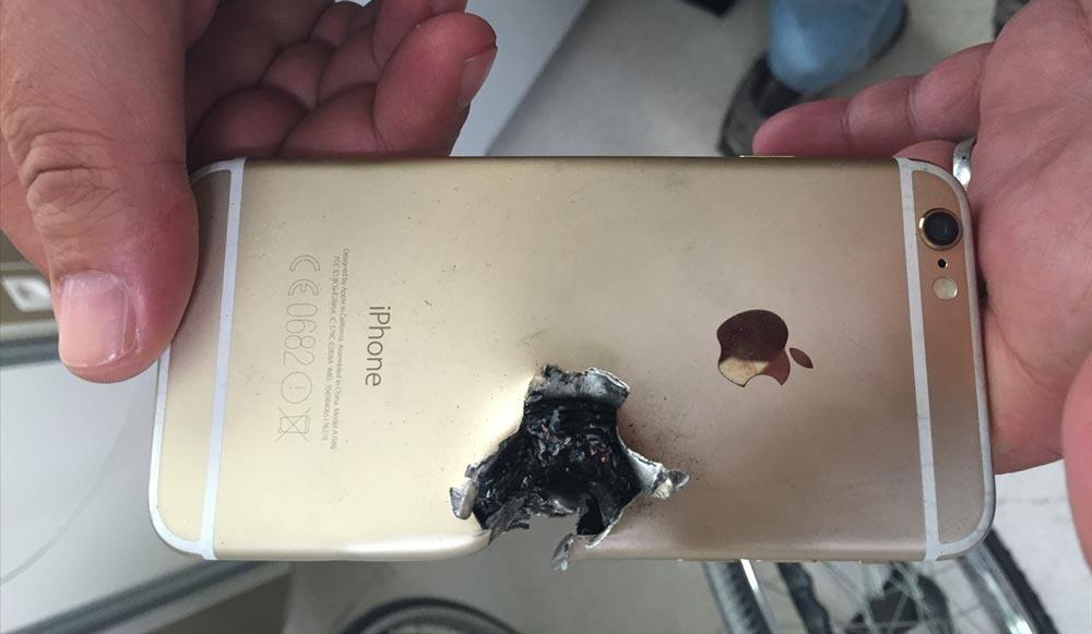 iPhone 6 arrete Balle Soldat 2 Insolite : un iPhone 6 sert de gilet pare balles à un soldat turc