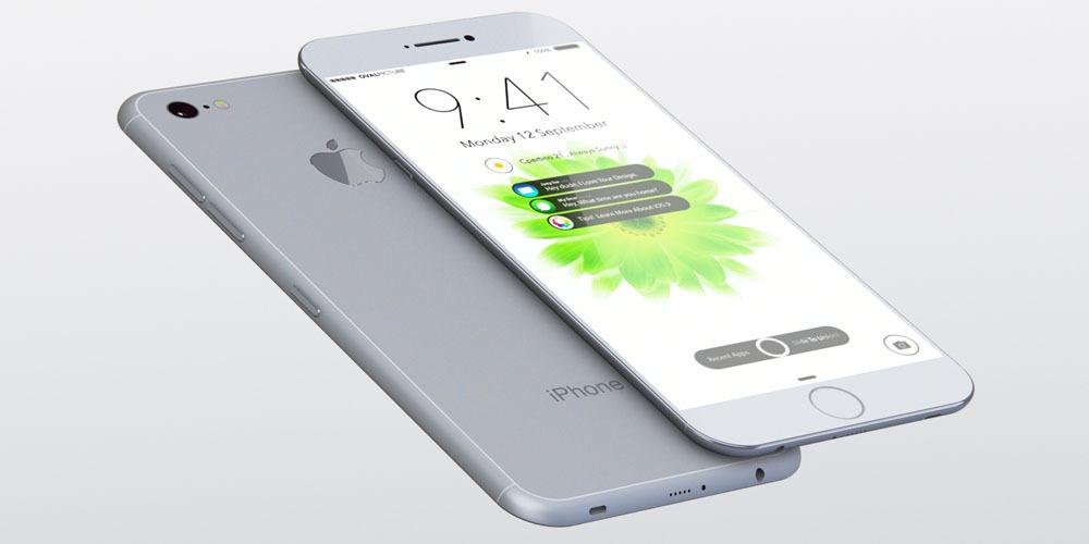 iphone 8 iPhone 8 : lOLED seulement pour le modèle Plus selon UBI Research