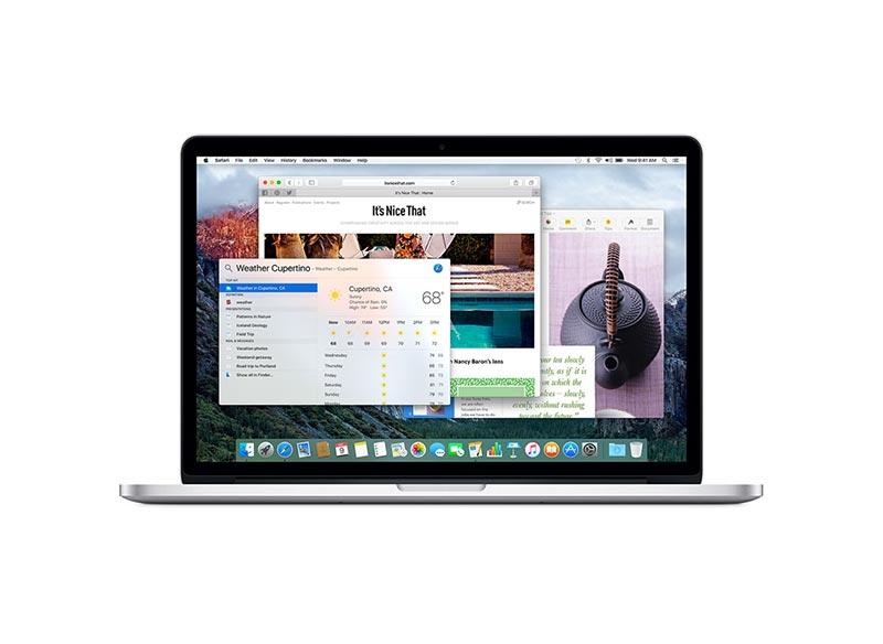 macbookpro OS X El Capitan : la mise à jour 10.11.4 bloque les MacBook Pro !