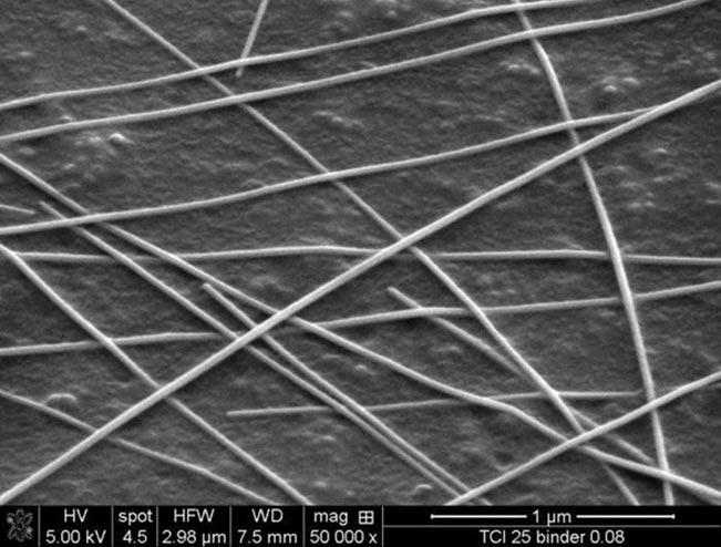 nanofil dargent iPhone 7 : de largent pour remplacer létain des écrans tactiles