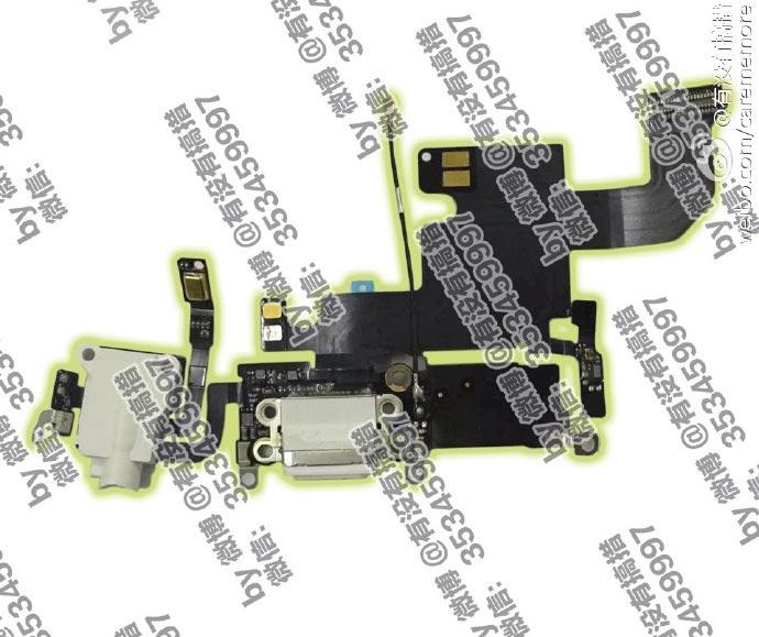 prise jack iphone 7 1 Rumeur : une photo de la prise Jack de liPhone 7 fuite
