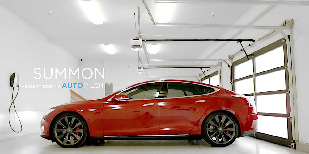 tesla siri summon Comment contrôler sa voiture Tesla avec Siri via HomeKit !