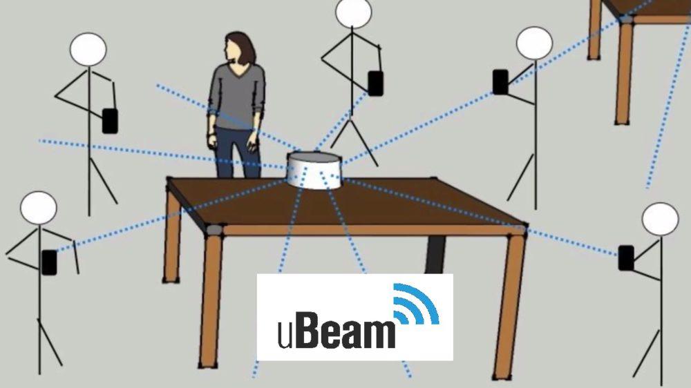 ubeam e1463557421987 Apple recrute deux ingénieurs spécialisés dans la recharge sans fil