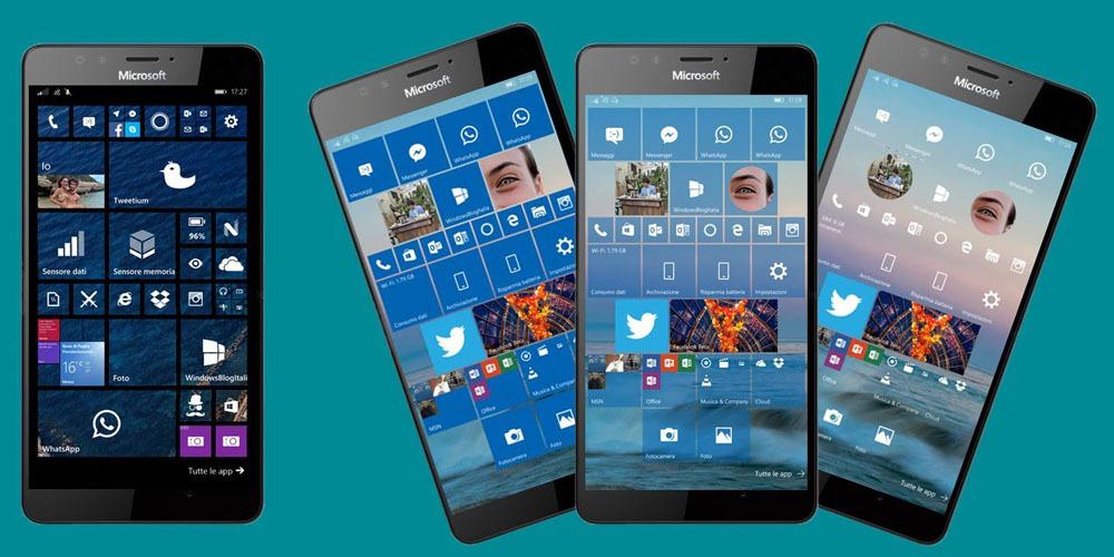 windows phone Windows Phone, cest fini ! Microsoft quitte le marché du mobile