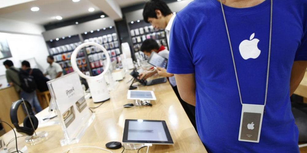 apple advisor staff 66K$ diPhone dérobés par des voleurs déguisés en Apple Advisors