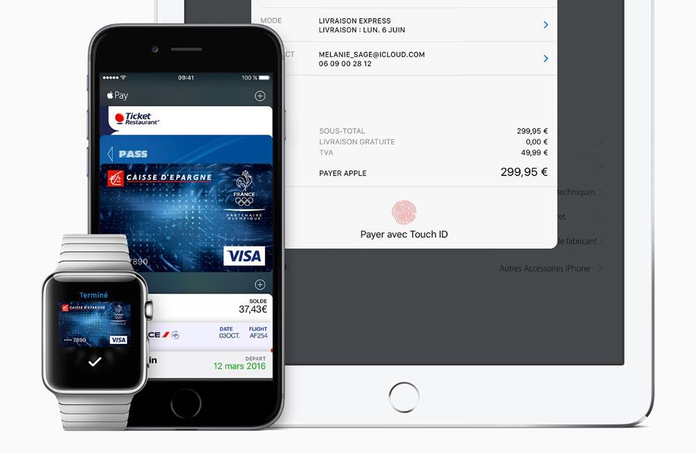 apple pay fr Apple Pay : la Bank of America met en place des distributeurs compatibles