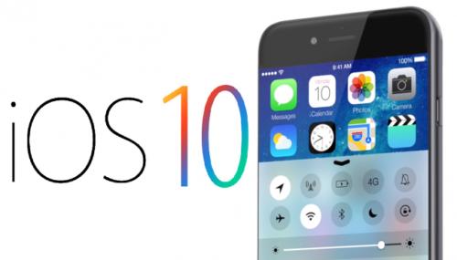 ios 10 500x285 Bêta 2 iOS 10, tvOS 10, watchOS 3 et macOS Sierra disponible pour les développeurs