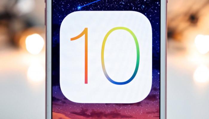 ios 10 iOS 10 : les applications natives peuvent être cachées et non supprimées