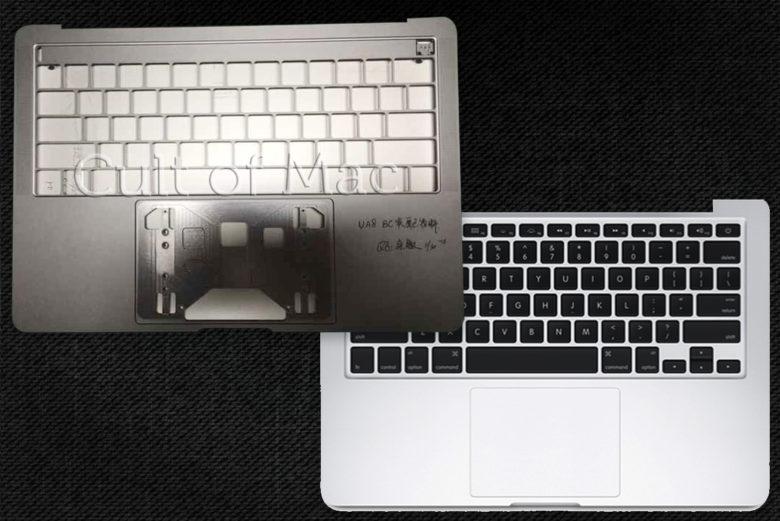 macbook pro 2015 2016 Premières photos du MacBook Pro 2016 avec USB Type C et Touchpad OLED