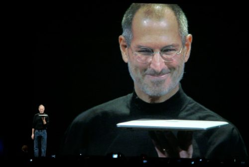 steve jobs colere 500x335 [Vidéo] Les plus grandes colères de Steve Jobs en public