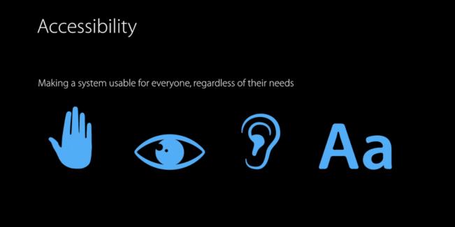 access Une ingénieur aveugle parle de lengagement dApple pour laccessibilité