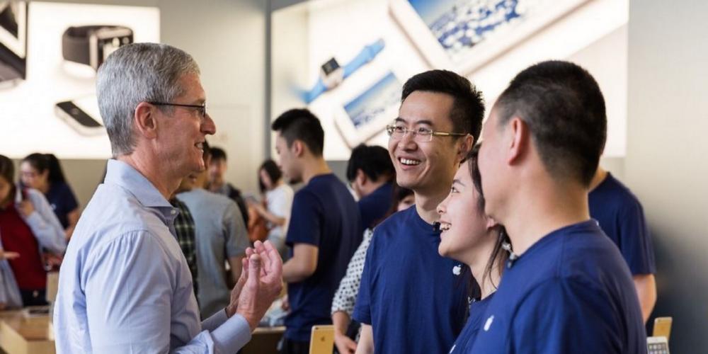 chine apple e1467821824335 Chine : Apple dégringole à la 5ème place du marché mobile