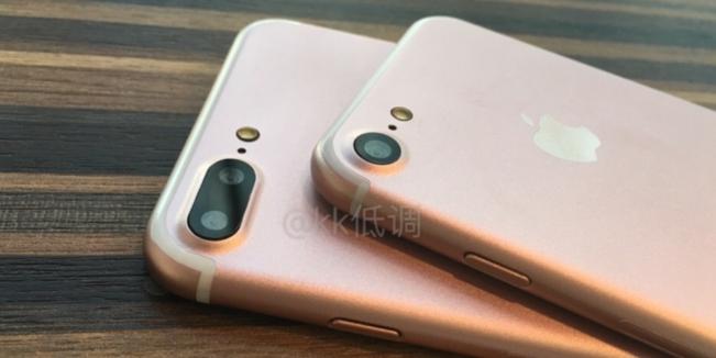 iphone 7 1 e1469697556918 iPhone 7 : la batterie et lappareil photo dans une nouvelle rumeur
