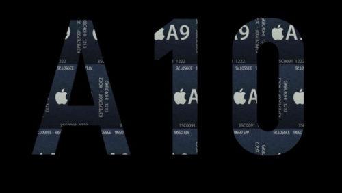 iphone 7 a10 500x282 iPhone 7 : le processeur A10 repéré sur Geekbench