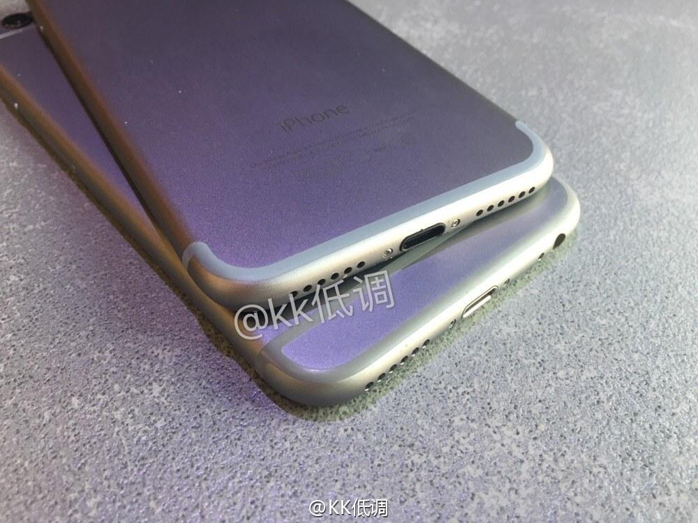 iphone 7 vs iphone 6s 04 iPhone 7 : vidéos et photos dun modèle original ?