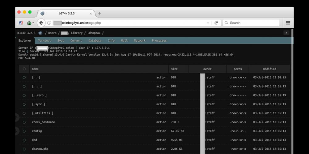 malware Mac : un nouveau malware peut voler vos données, exécuter un code, lancer la webcam...