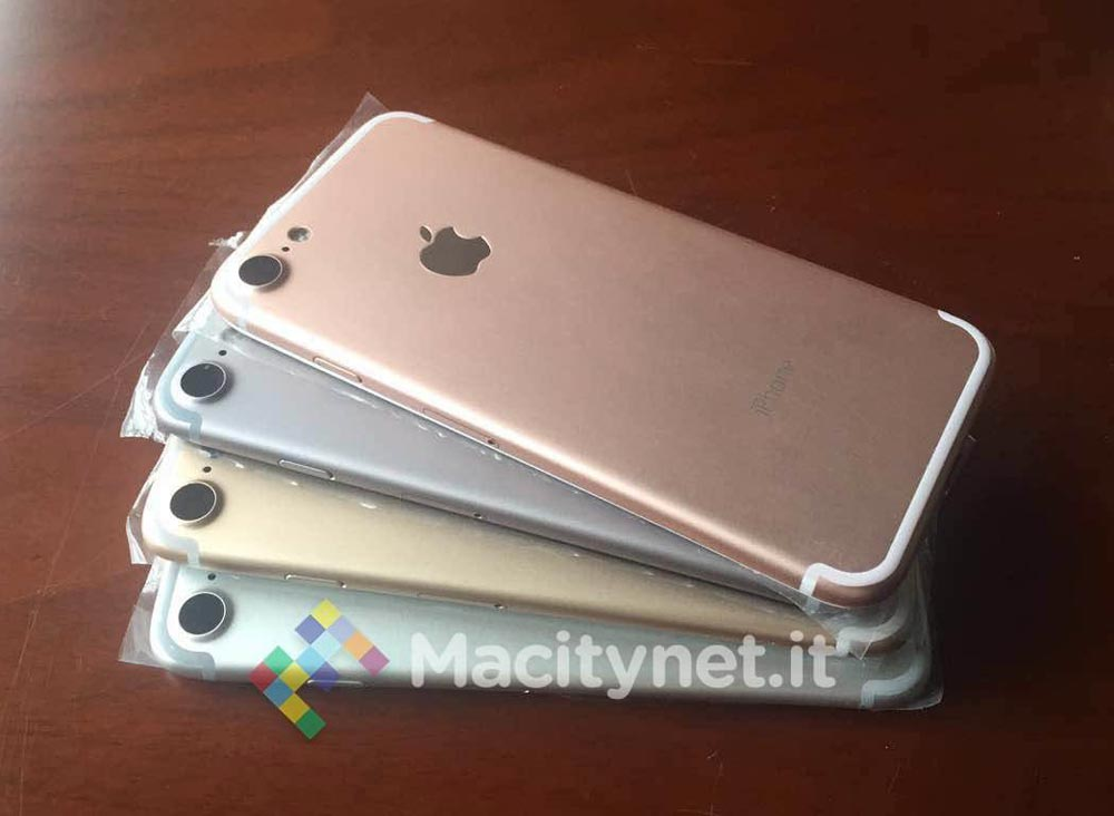 photos iphone 7 presentation iPhone 7 : nouvelles photos de modèles de présentation