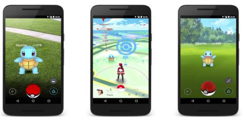 pokemon go 500x250 Pokémon GO se déploie doucement dans le monde entier !