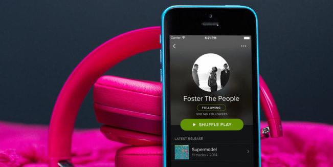 spotify e1467396329295 Concurrence déloyale : Apple répond violemment à Spotify !