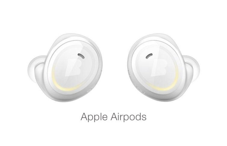airpods apple d pose la marque d 39 couteurs sans fil iphone 7 appsystem. Black Bedroom Furniture Sets. Home Design Ideas
