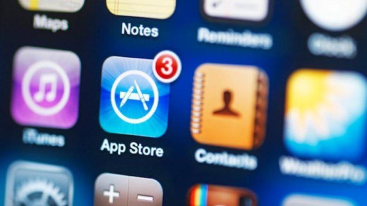app store 1 754x424 App Store : de nombreux utilisateurs sont confrontés à une panne !