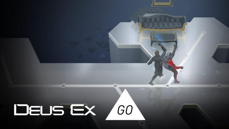 deus ex go 754x424 Deus Ex Go est disponible sur lApp Store iOS