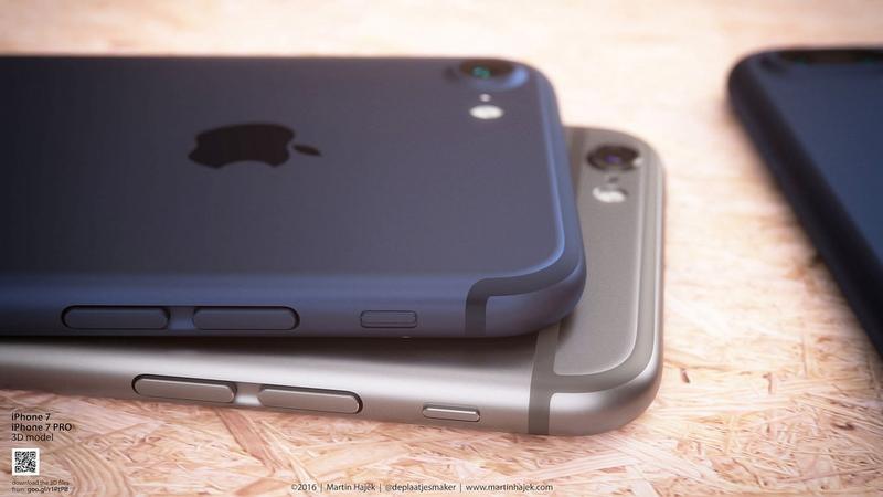 iPhone 7 iPhone 7 : les 32 Go dentrée de gamme confirmés par une photo