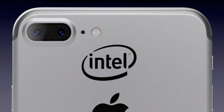 intel iphone 754x377 iPhone 9 : Intel pourrait devenir le fournisseur des CPU