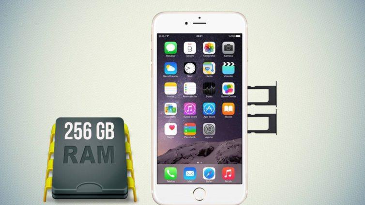 iphone 7 256 754x424 iPhone 7 : les 256 Go de stockage se confirment
