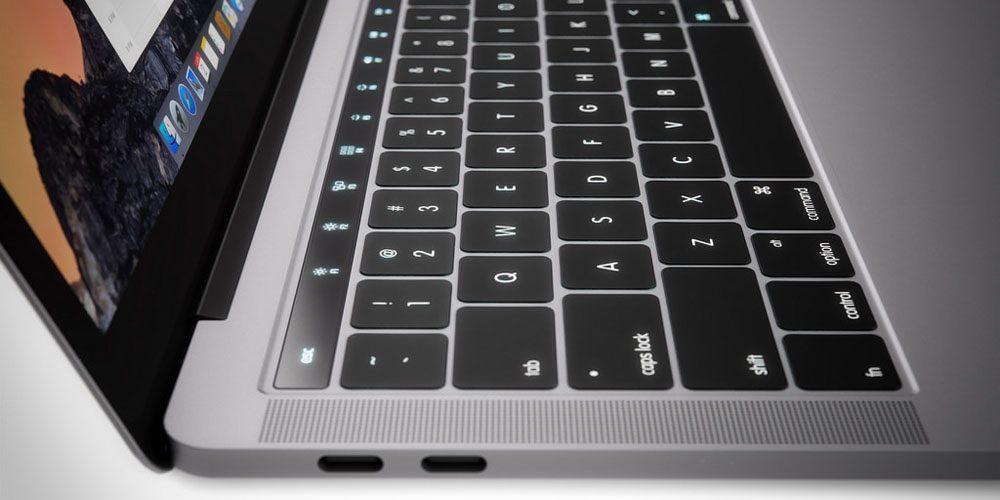macbook MacBook Pro : Touch ID et clavier OLED pour la nouvelle génération ?