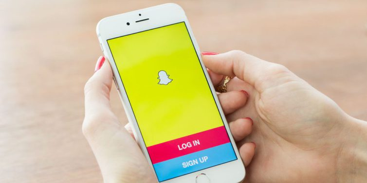 snapchat 754x377 Apple va lancer son réseau social type Snapchat en 2017 !