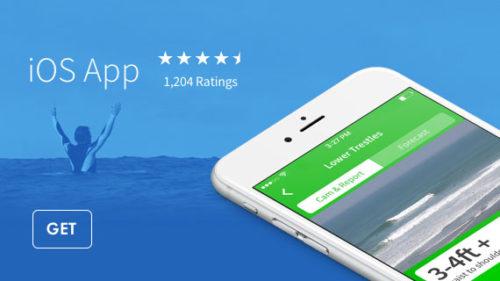 surfline 500x281 Été 2016 : les applis loisirs indispensables pour iOS