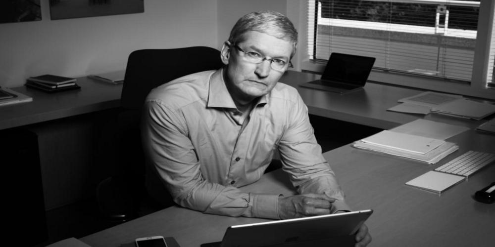 tim cook e1471253117486 [Vidéo] Tim Cook revient sur ses 5 ans à la tête dApple et évoque le futur