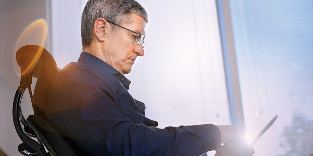 tim cook Tim Cook veut introduire Apple dans chaque partie du quotidien