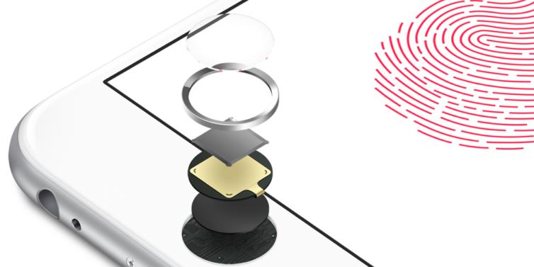touch id 754x377 LiPhone pourrait bientôt permettre darrêter les voleurs !