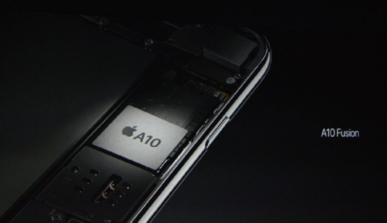 a10 fusion 1 754x436 iPhone 7 : le smartphone le plus puissant de tous les temps