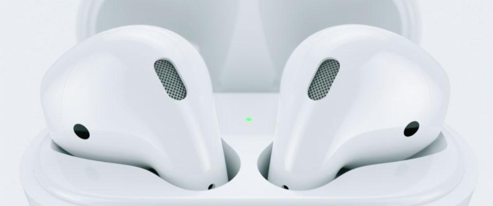 airpods 3 Apple présente les AirPods, des écouteurs Bluetooth incroyables