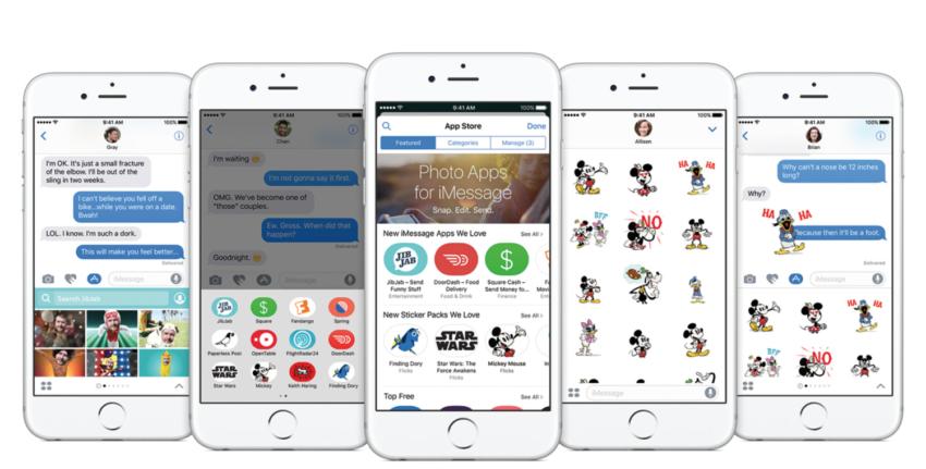 app store imessages e1473755738791 iMessage : une panne empêche certains utilisateurs denvoyer des messages