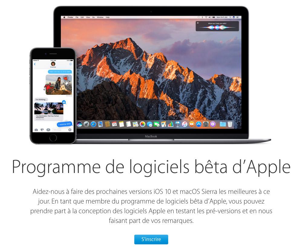beta iOS 10, macOS Sierra, watchOS 3, tvOS 10 Golden Master disponibles