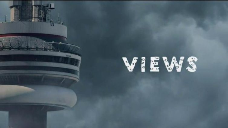drake views 754x424 Apple Music : Drake bat le record du milliard découtes