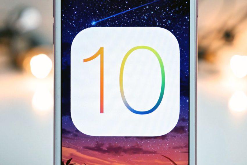ios 10 1 1 e1474565386765 iOS 10.3 bêta 6 disponible pour iPhone, iPad et iPod touch