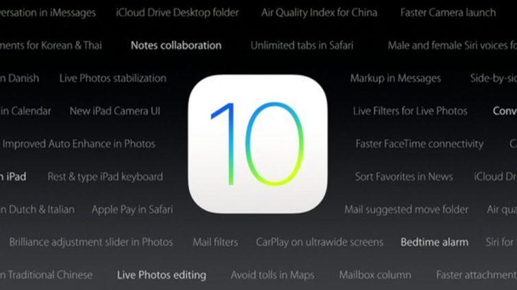 ios 10 754x424 iOS 10.0.2 : le bug des EarPods Lightning est résolu !