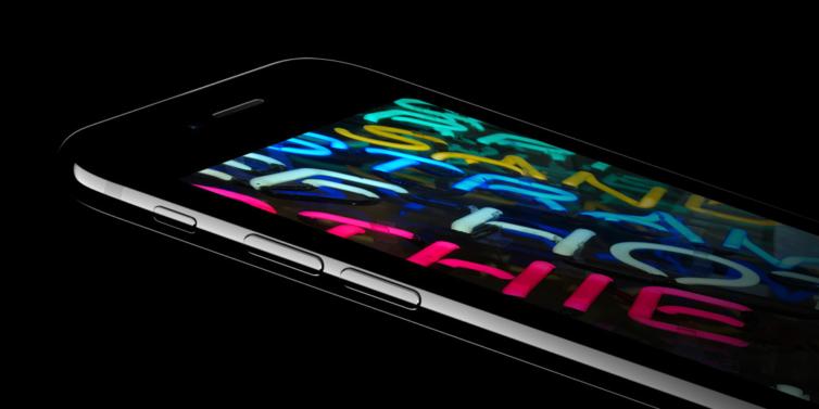 iphone 7 ecran 754x377 iPhone 7 : le meilleur écran LCD de tous les temps