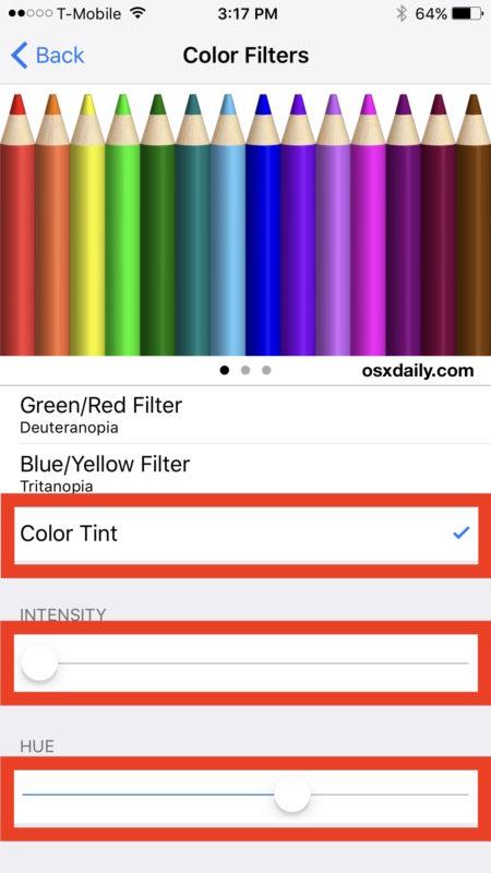 iphone 7 jaune teinte de couleur [Tutoriel] iPhone 7 : résoudre le bug de lécran jaune