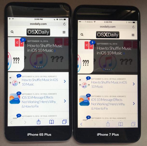 iphone 7 jaune [Tutoriel] iPhone 7 : résoudre le bug de lécran jaune