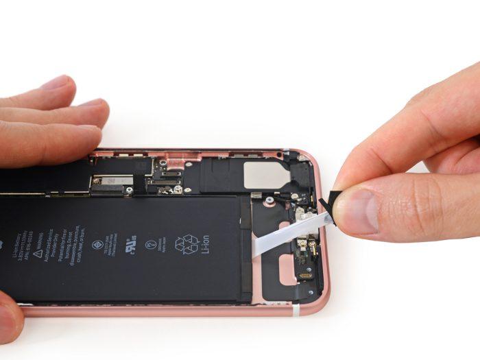 iPhone 7 Plus : iFixit révèle tous les secrets du smartphone