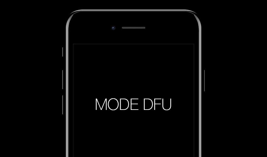 mode dfu iphone7 Comment mettre son iPhone 7 & iPhone 7 Plus en mode DFU