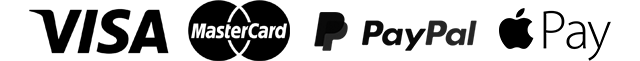 paiements logo Coque iPhone 7 Noir de Jais avec protection décran (29.99€ au lieu de 39.99€)