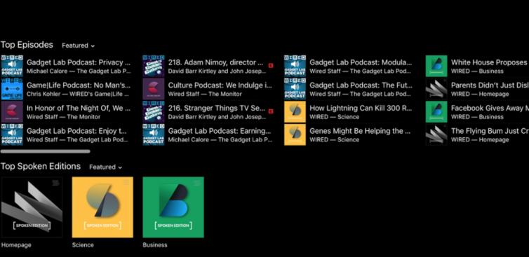 spoken publications 754x367 Spoken Editions : iTunes va proposer des news audio