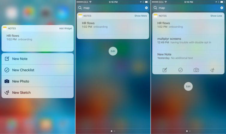 [Tutoriel] iOS 10 : utiliser les nouvelles fonctionnalités Lock Screen et Home Screen